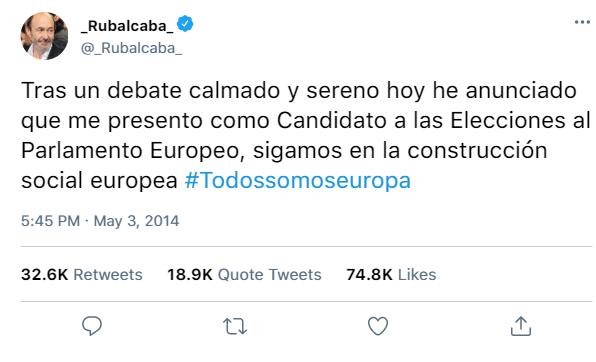 Redes Sociales del PSOE y de sus dirigentes 24d80210