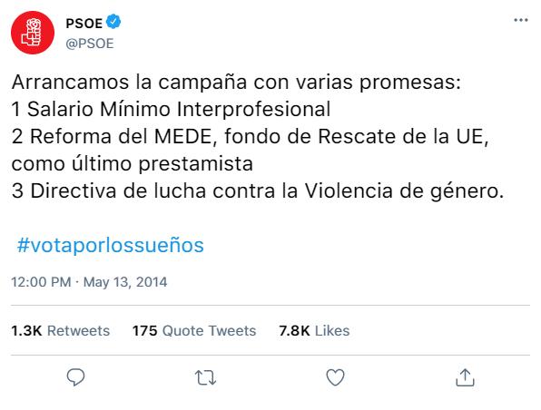Redes Sociales del PSOE y de sus dirigentes 30883310