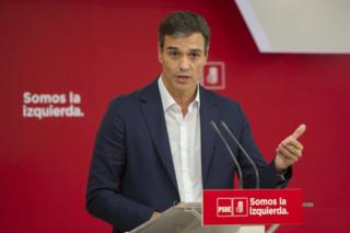 [PSOE] Rueda de Prensa después de la CEF Extraordinaria del SG Pedro Sánchez 36923410