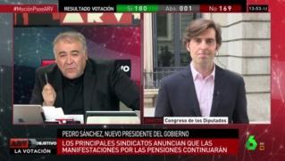 [La Sexta] Al Rojo Vivo: Especial Impeachment a Rajoy 58_1011