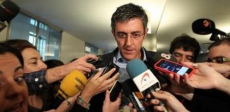 """[PSOE] Eduardo Madina: """"El Gobierno de España quiere meter a España en una situación peor que en el 23 F"""" 5f9c1410"""