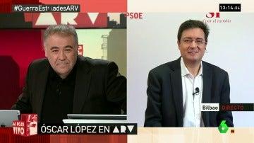[ARV] El PSOE revoluciona el camino hacia Bruselas con su mejor candidato 6410