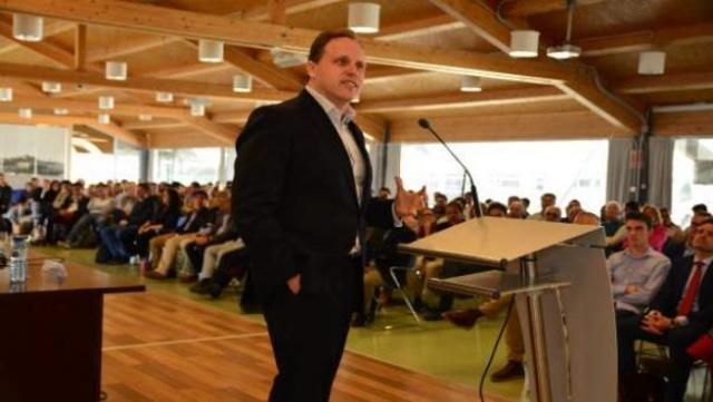 [PP] Presentación del nuevo responsable económico del Partido Popular 67599010