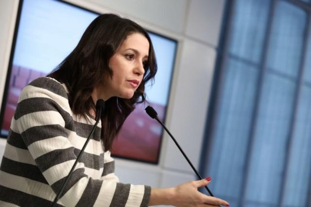 [Cs] RDP Inés Arrimadas ante las sentencias del TC. 69-arr10