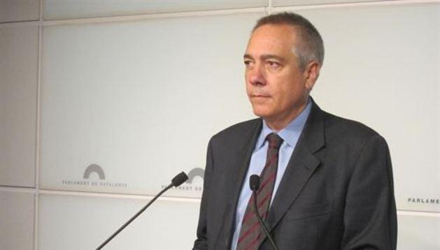 """[PSC] Pere Navarro: """"El Govern está hiriendo de gravedad el parlamentarismo catalán"""" _peren11"""
