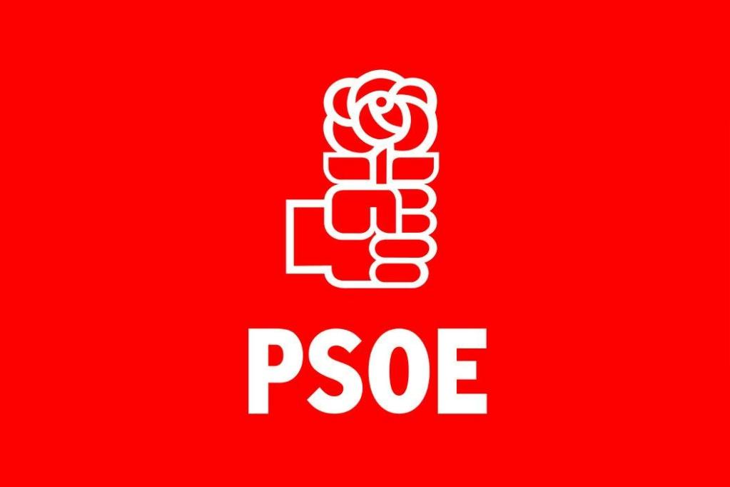 Partido Socialista Obrero Español  Bander10