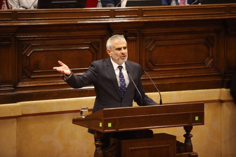 [GPC's] Proposició no de llei sobre la reprovació del conseller de Territori i Sostenibilitat, Adrià Belloch Carlos10