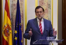 """[GOBIERNO] Mariano Rajoy: """"Pido que haya elecciones generales y que los españoles elijan Rajoy o Sánchez, PP o PSOE"""" Descar28"""