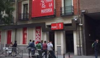 [PSOE] Rueda de Prensa después de la CEF Extraordinaria del SG Pedro Sánchez Ecdima10