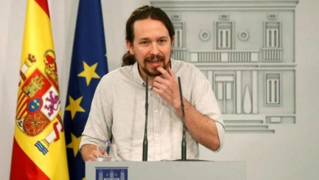 PSOE - UP | Rueda de prensa conjunta de Pedro Sánchez y Pablo Iglesias. Image_13