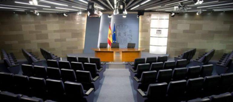 Rueda de Prensa de después del Consejo de Ministros Monclo10