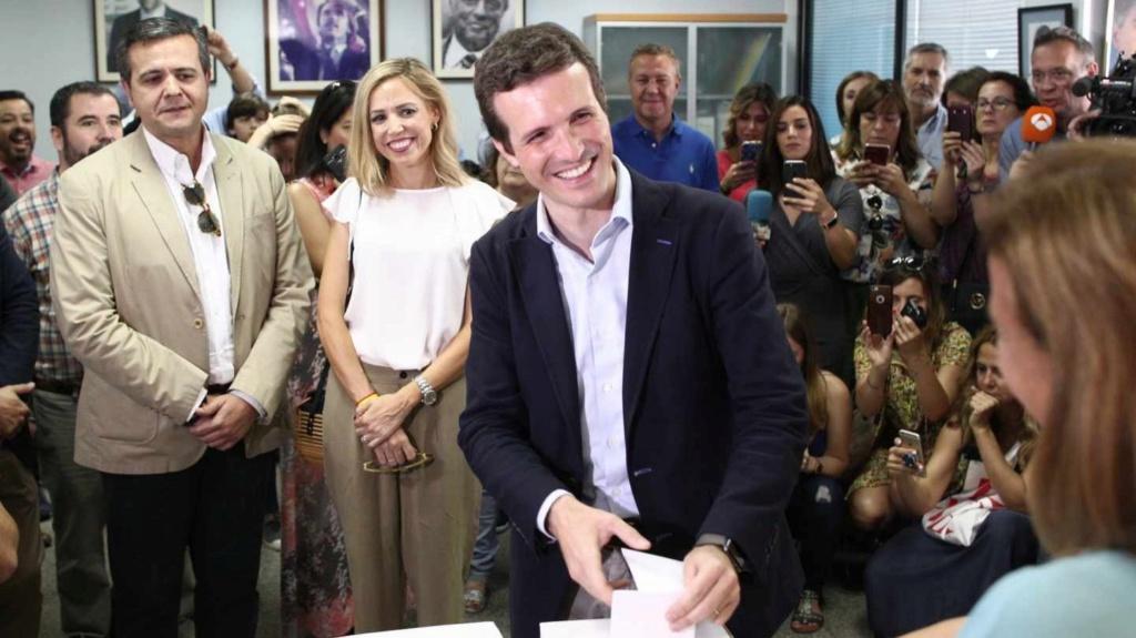 """[PP] Pablo Casado: """" Deseo ser la persona que camine con todos los españoles"""" Pablo-10"""