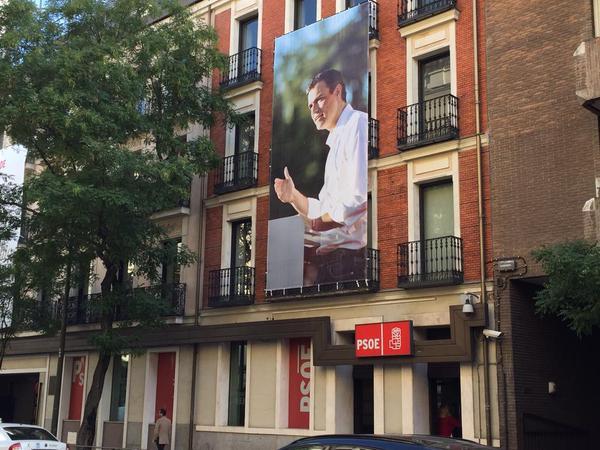 [PSOE] Rueda de Prensa después de la CEF Psoe10