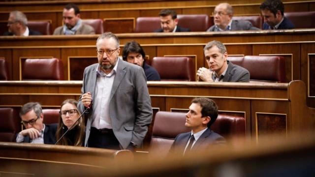 [Cs] Proposición No de Ley de Defensa de los Intereses de España en Catalunya. Quim_t10