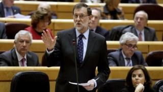 [Gobierno] Debate en aplicación de lo dispuesto en el artículo 155 de la Constitución, se tiene por no atendido el requerimiento planteado al M. H. Sr. Presidente de la Generalitat de Cataluña, para que la Generalitat de Cataluña proceda al cumplimi Rajoy-10
