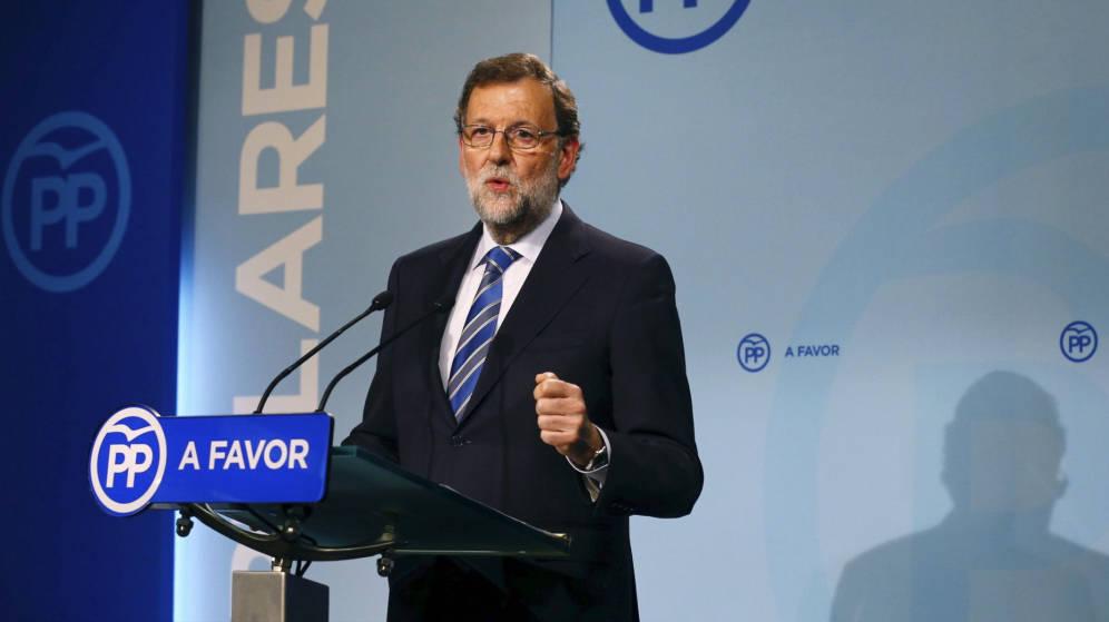 """[PP] Mariano Rajoy: """" gracias a este partido lo he sido todo y me ha dado todos los honores posibles"""" Rajoy-12"""
