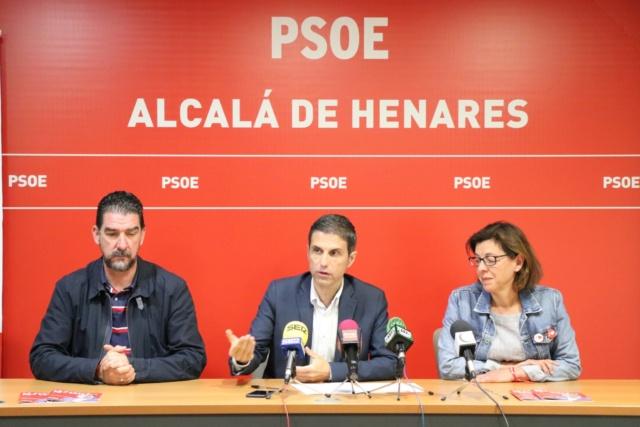 [PSOE] El PSOE de Alcalá de Henares Presenta Moción de Censura Rueda-10