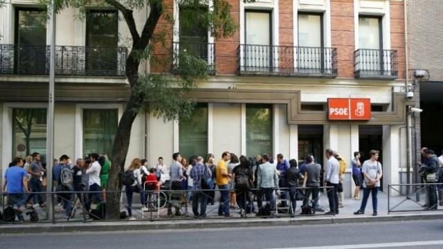 [PSOE] Día de Reflexión y Seguimiento de Resultados  Sede-p10
