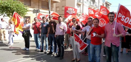 [PSOE] 1 de Mayo Día del Trabajador 2014 Unname17