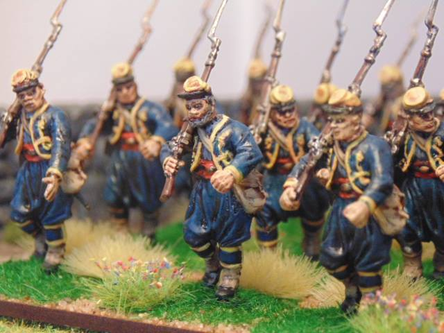 [ACW] Zouaves confédérés 2017-023