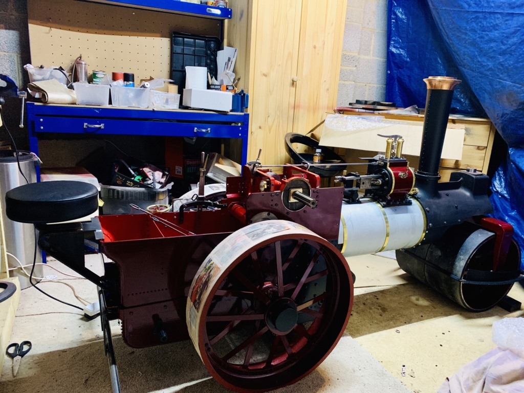 """'The boys' 4"""" Burrell Roller build - Page 3 26a34910"""