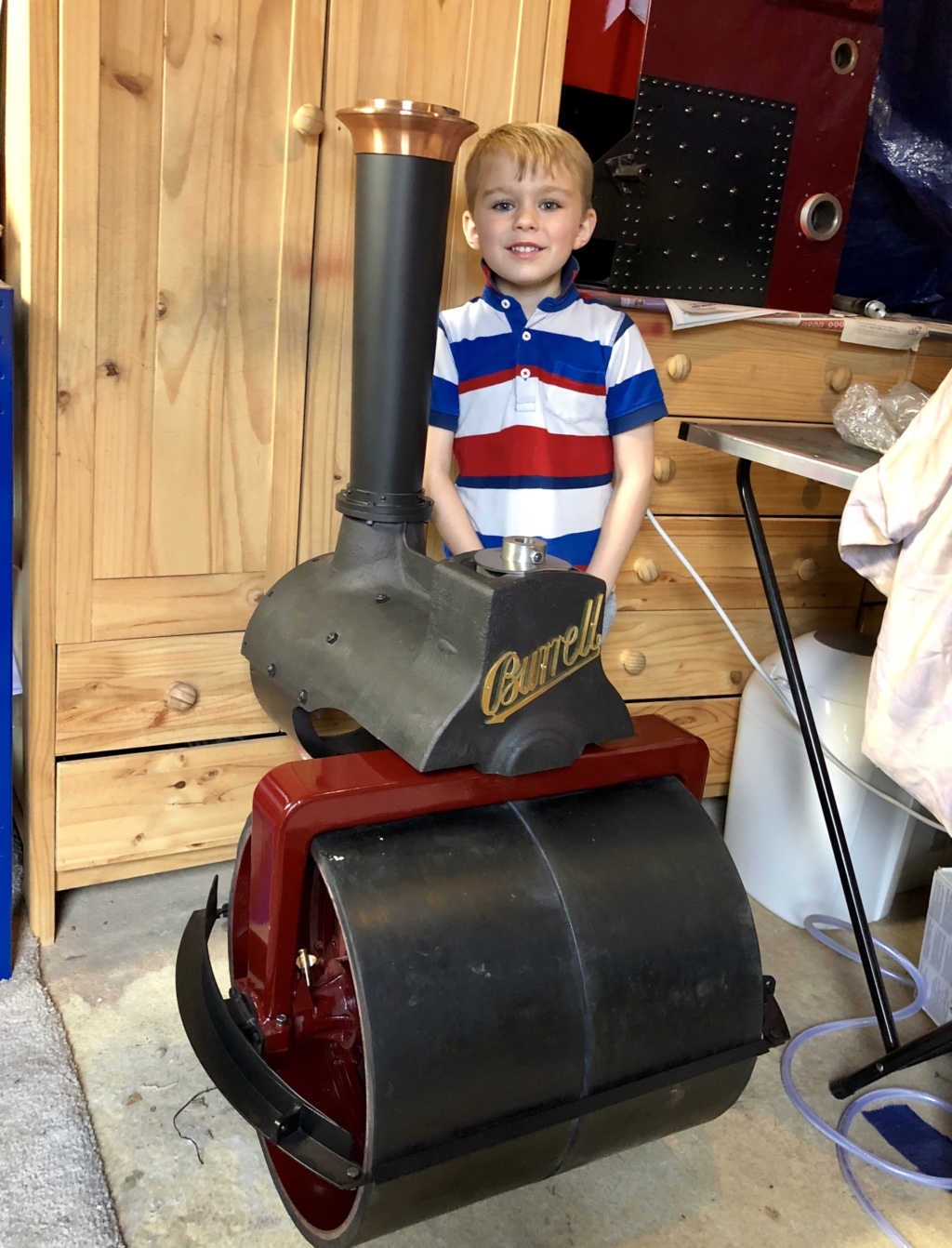"""'The boys' 4"""" Burrell Roller build - Page 3 5cd88710"""