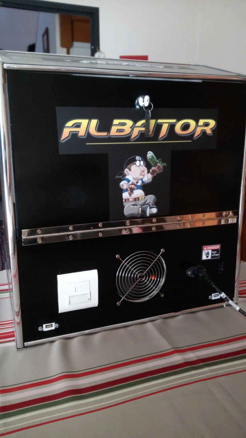 [WIP] Bartop ALBATOR Img_2103