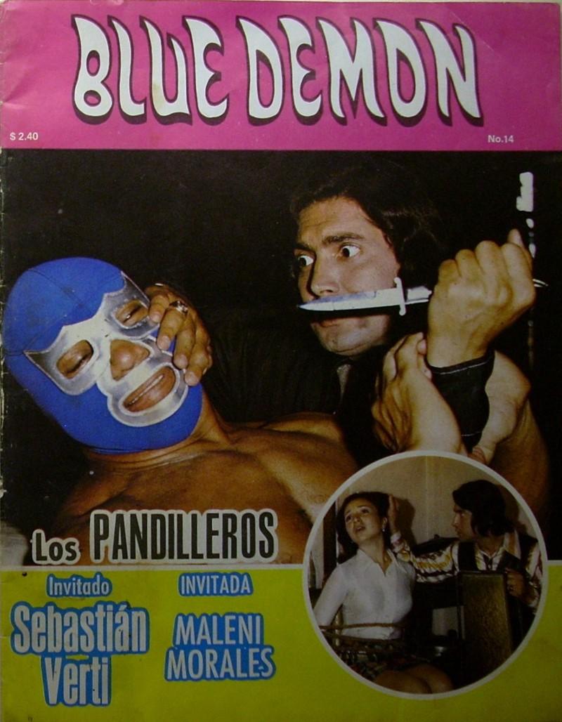 Blue Demon 14 Los Pandilleros 0010