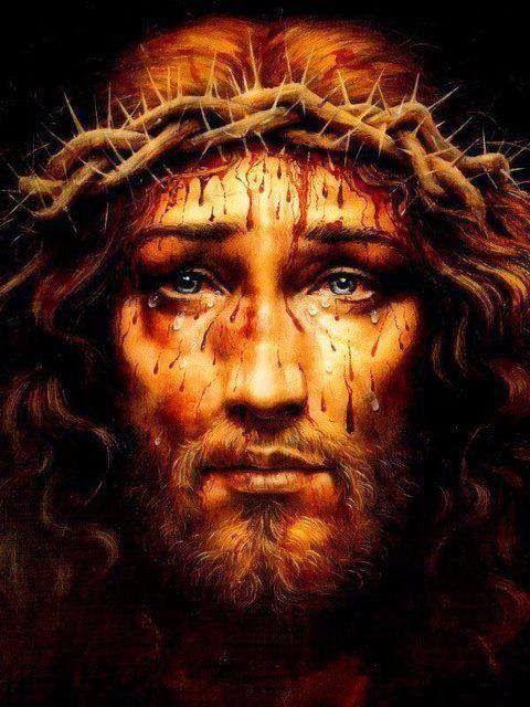 ¡ Sangre en tu cara Jesucristo..! 6f2ab210
