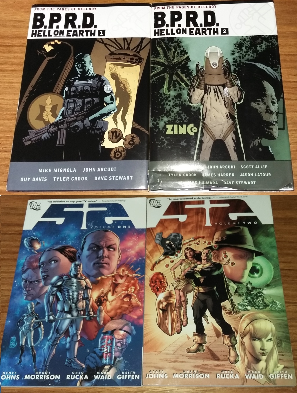 [Comics] Siguen las adquisiciones 2019 X11