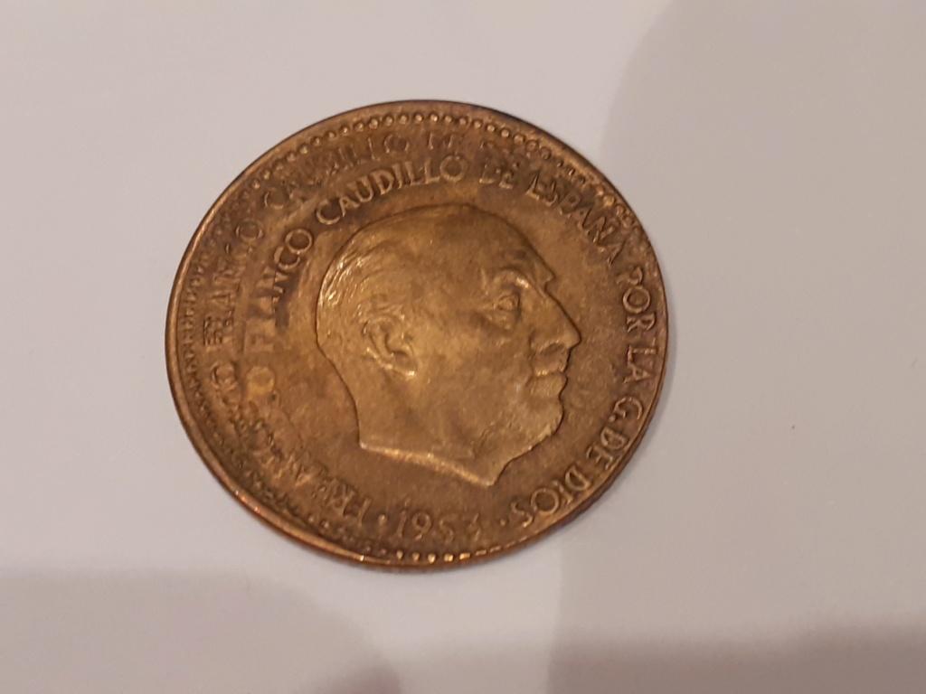 DOBLE ACUÑACIÓN 1 PTA 1953 20200710