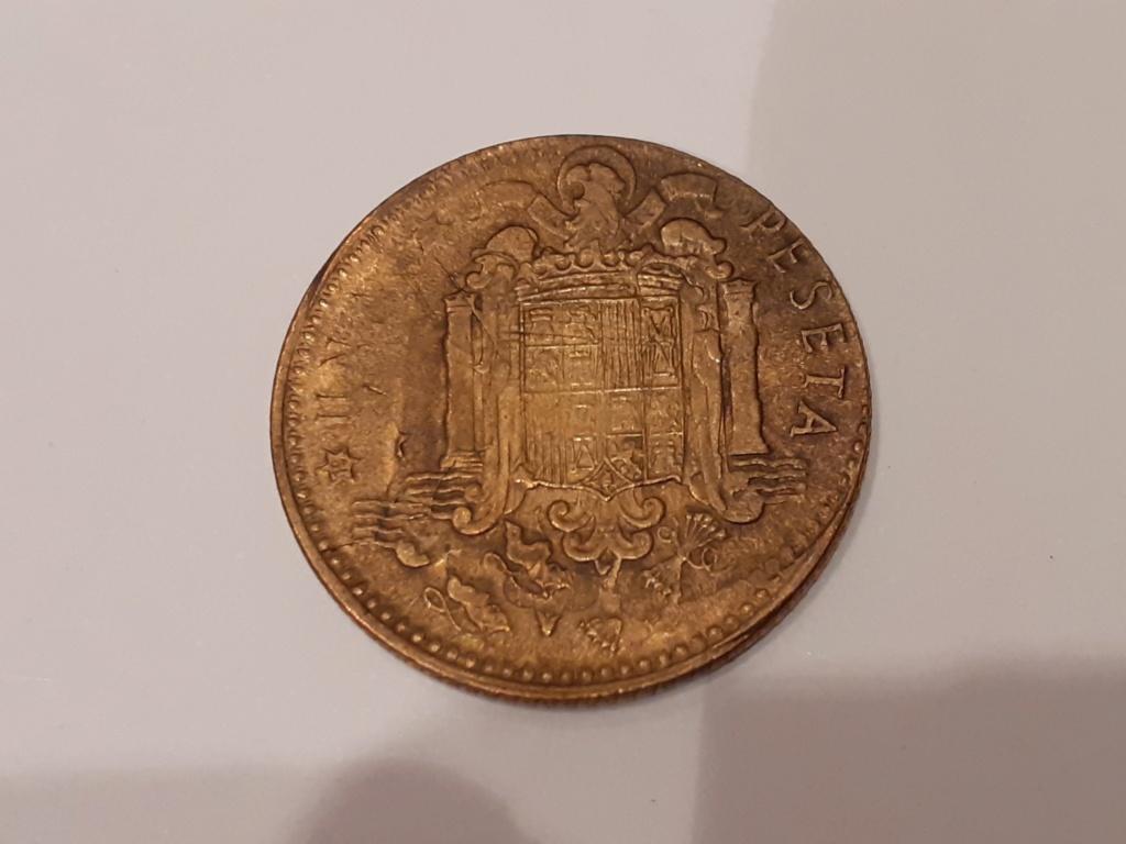 DOBLE ACUÑACIÓN 1 PTA 1953 20200711