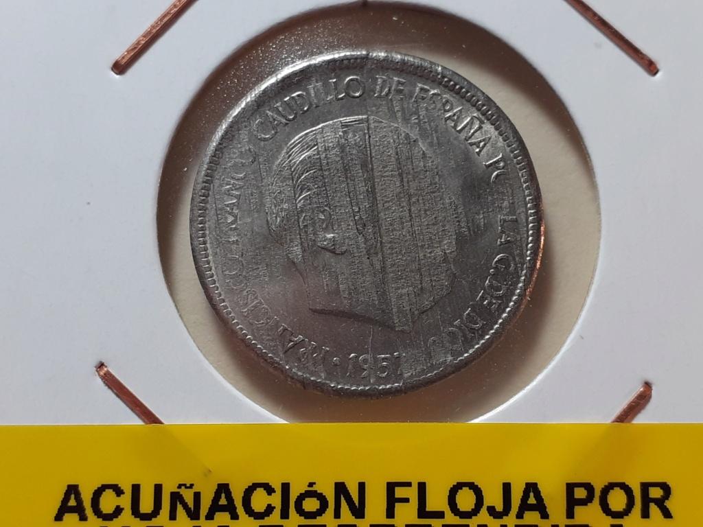 * ERROR * 5 ptas año 1975. HOJA SALTADA Y ACUÑADA 20201012