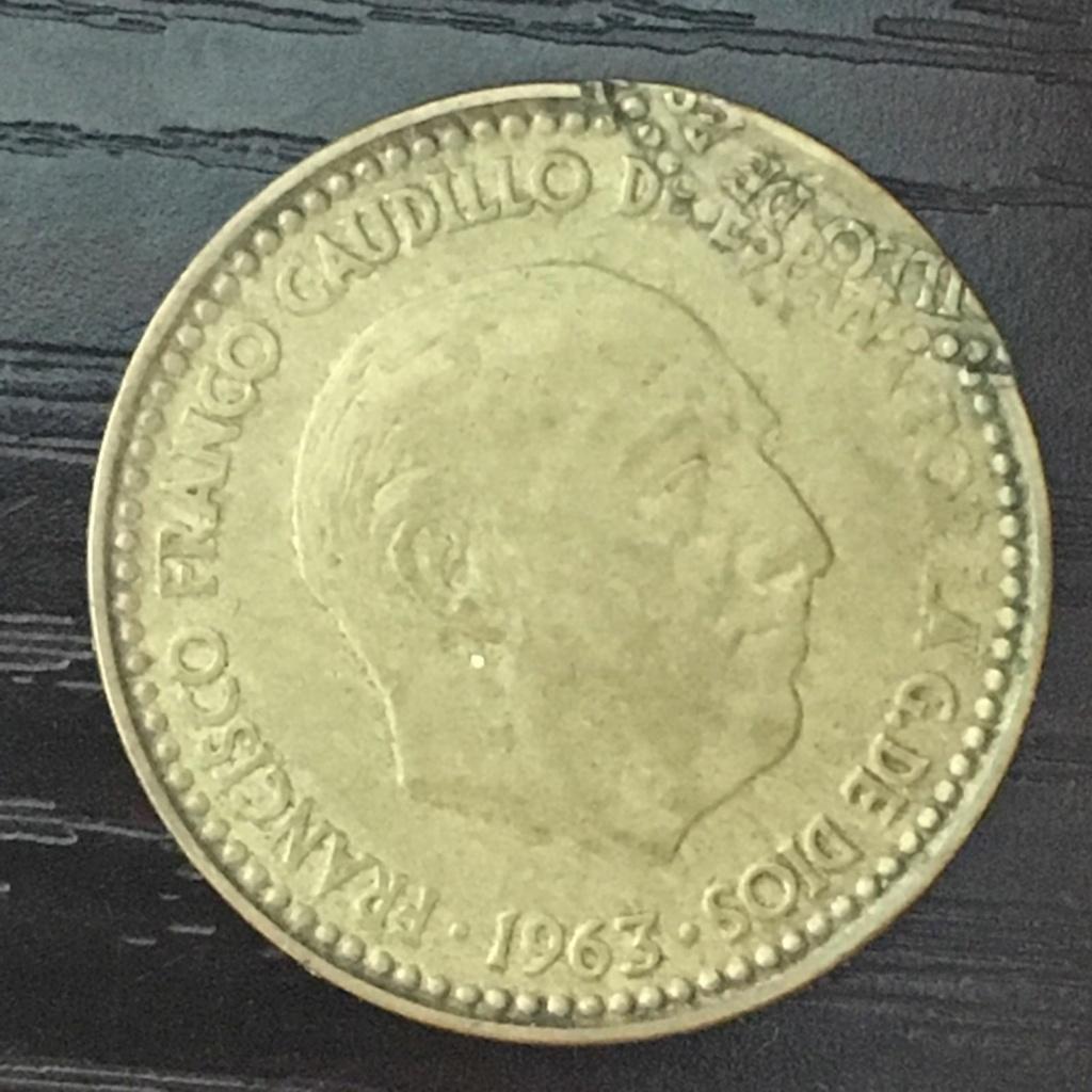 1 PTA 1963 CON DOBLE ACUÑACIÓN Img-2033