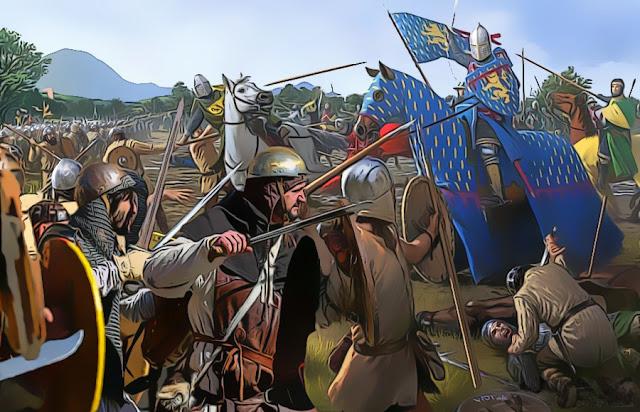 La Batalla de Apros Apros10