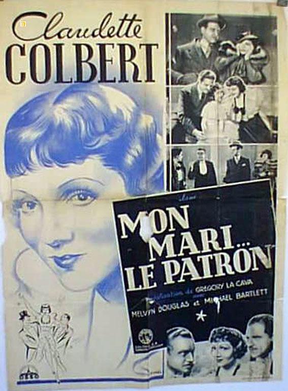 Mon mari... le patron (1935) de Gregory La Cava 22632910