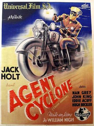 Agent Cyclone ( Crash Donovan, 1936) de William Nigh Agent10