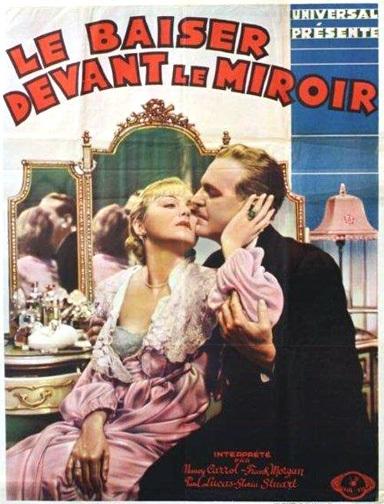 Le Baiser devant le miroir (1933) de James Whale Baiser10
