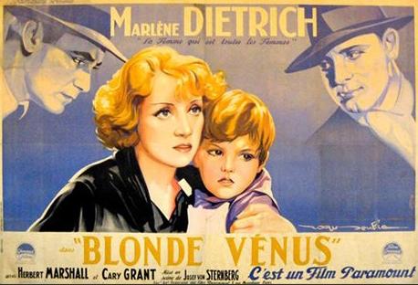 Blonde vénus (1932) de Josef Von Sternberg Blonde10