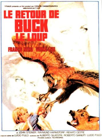 Le Retour de Buck le loup (1974, de Lucio Fulci) Buc10