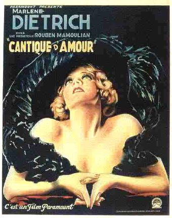 Cantique d'amour (1933) de Rouben Mamoulian Cantiq10