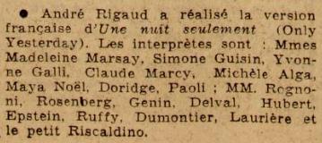 Une nuit seulement (John M. Stahl, 1933) Captur11