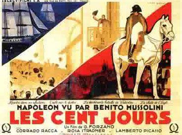 Les Cent jours (1934) de Giovacchino Forzano Cent10