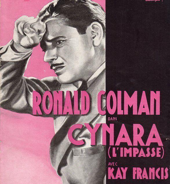Cynara / L'impasse (1932) de King Vidor Cynara10
