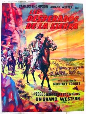 Les Desperados de la Sierra (1956) Desper10