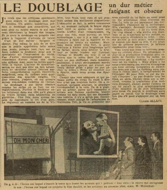 Article sur le doublage (1935) Doubla10