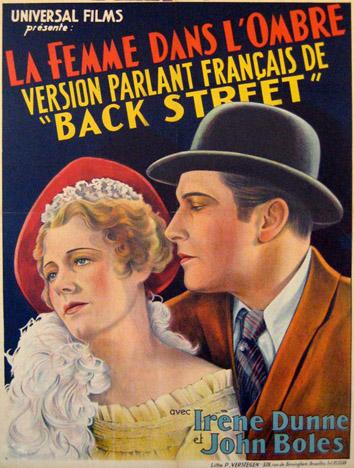 Back Street (1932) de John M. Stahl En82710