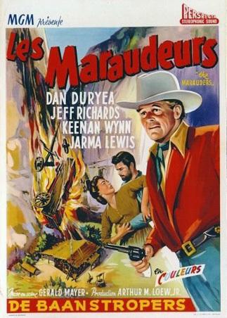 Les Maraudeurs (1955) de Gerald Mayer En872410