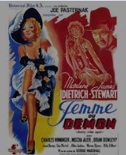 Femme ou démon (Destry rides again, 1939, de George Marshall) Femm10