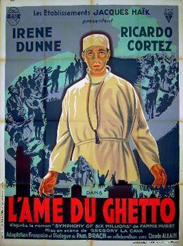L'Âme du ghetto (Gregory La Cava, 1932) Ghetto10